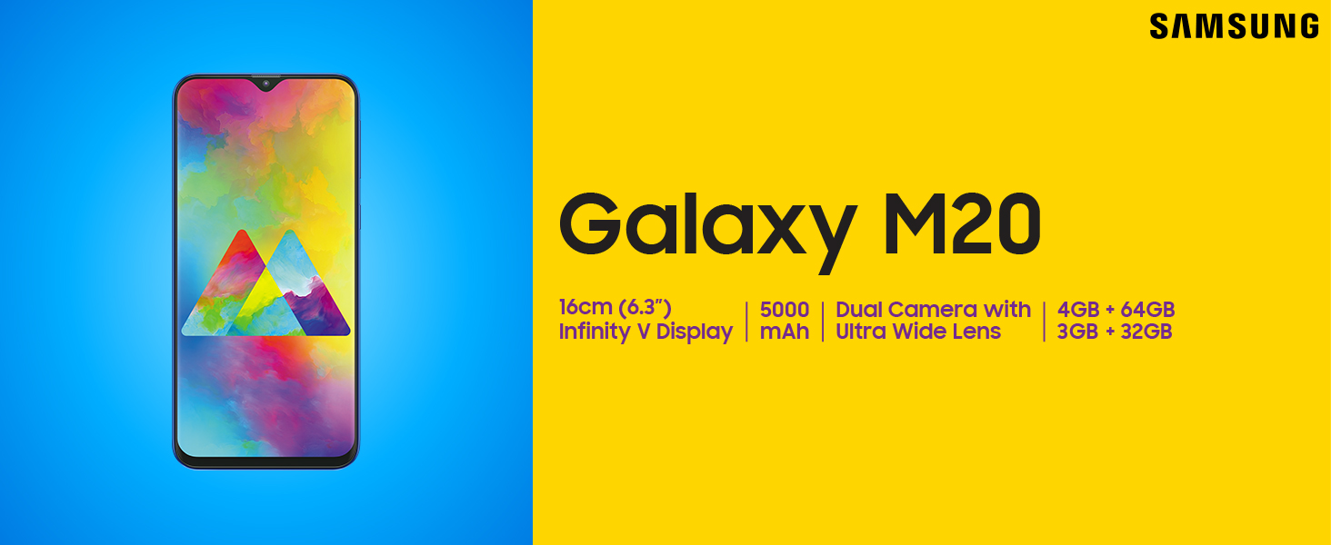 Samsung Galaxy M20 Mobile Specification and Price in Bangladesh