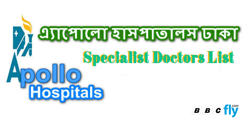 Apollo Hospital Dhaka Doctors List