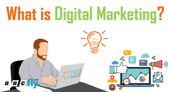 What is digital marketing | Digital marketing basics introduction